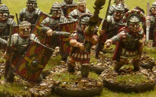 28mm Imperial Roman Veteran Legionaries (Warlord Games)
