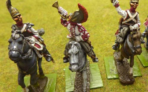 Russian Her Magesties Cuirassier (Elite miniatures)