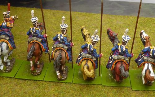 Russian Life Guard Uhlans (Elite miniatures)