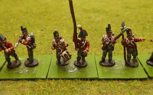 1/88th British infantry regiment