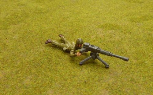 54mm WW2 Japanese HMG