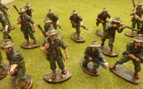 54mm WW2 Australians
