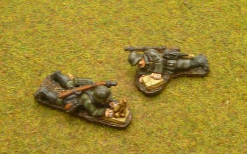 G12 German 50mm mortar crew