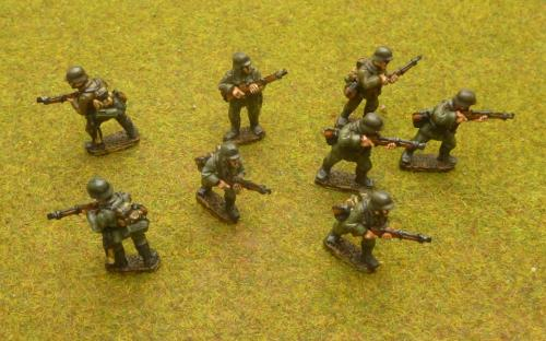 G2 German riflemen