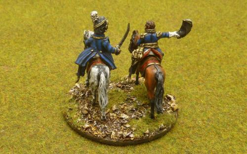 28mm Napoleonic French Generals (Perry Miniatures)