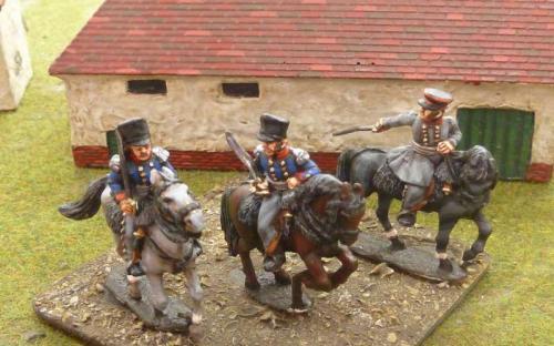 Prussian Colonels