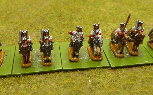 Prussian Hamel Regiment