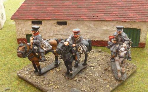 Prussian Staff