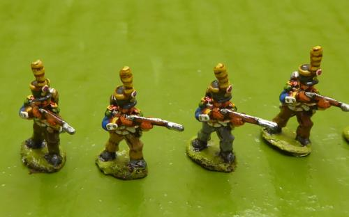 10mm French Skirmishers 2