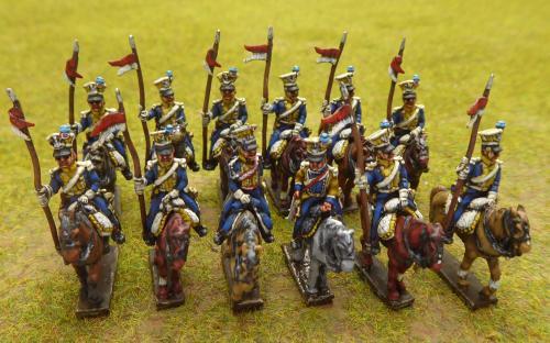 Vistula Legion Lancers