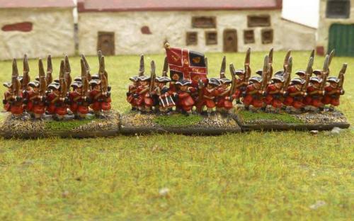 WSS Irish Brigade Dillon Regiment
