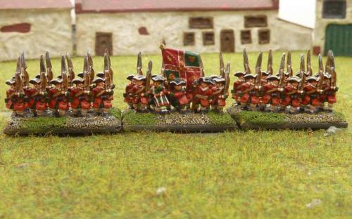 WSS Irish Brigade Lee Regiment