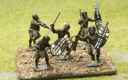 01 Unmarried Black Shield - Umeijo regiment