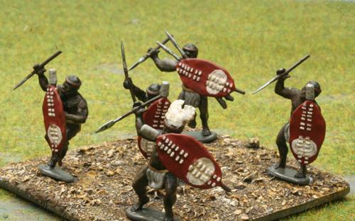 02 Married Red Shield - Udhloko regiment