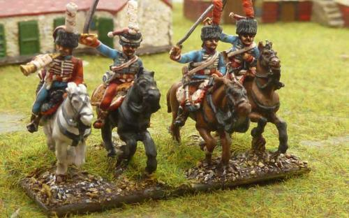 03 French 1st Hussars
