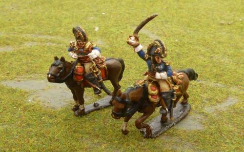 04 French Napoleonic Cavalry Generals (M)