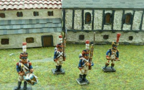 French Guard Tirailleur