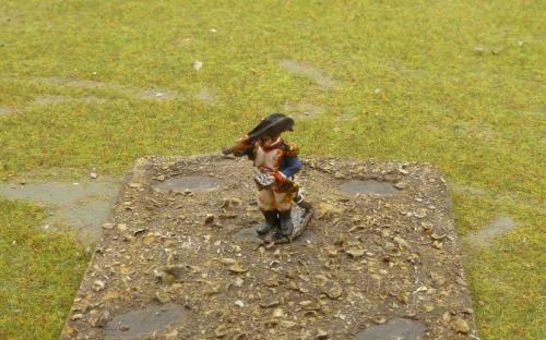 07 French Revolutionary officer (M)