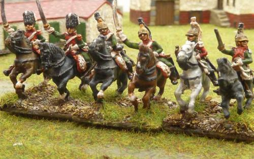 08 French Dragoons