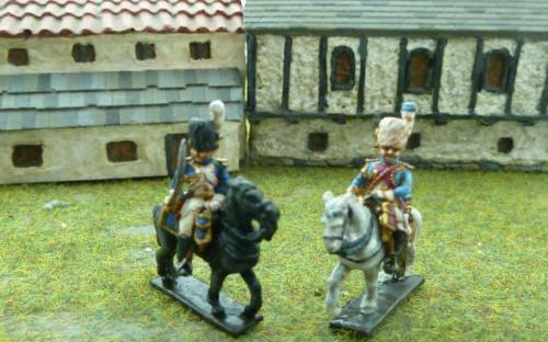 French Guard Grenadier a Cheval