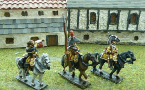 Spanish Dragoons