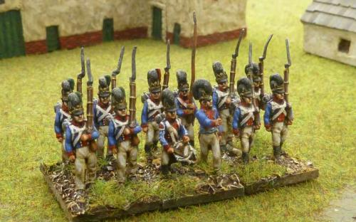 15mm Bavarian Lieb regiment