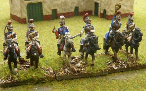 15mm French 1st Carabinier