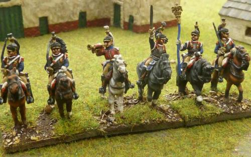 15mm French 1st Cuirassier