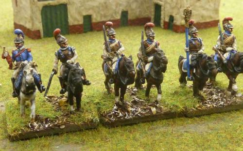 15mm French 2nd Carabinier