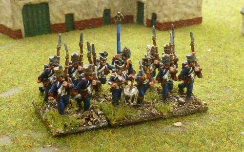 15mm Hessian Lieb regiment