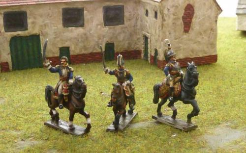 15mm Napoleonic French Generals