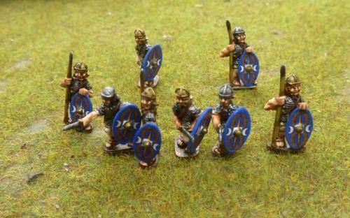 15mm Roman Auxilia