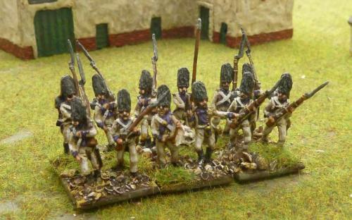 15mm Spanish Grenadiers