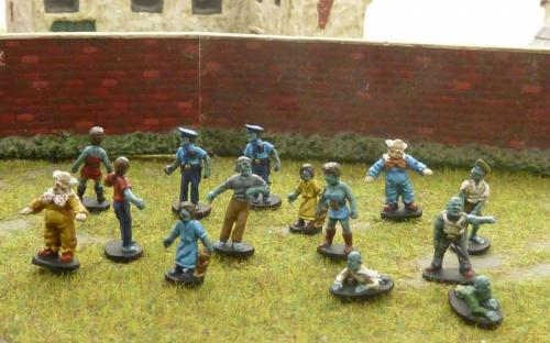 15mm Zombies