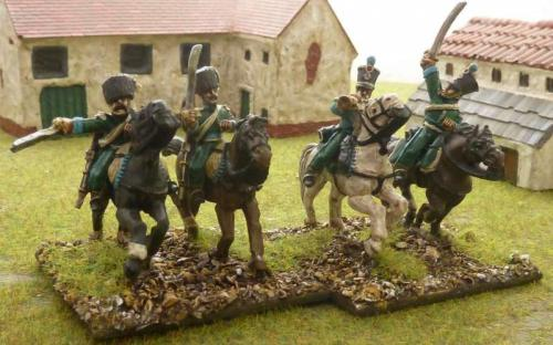 28mm French Chasseurs