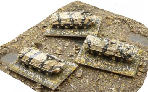 6mm (1-285th) Iraq (gulf war) BTR60 APC and variant