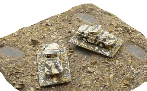 6mm (1-285th) Iraq (gulf war) BRDM 3