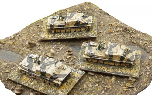 6mm (1-285th) Iraq (gulf war) BTR 152 mortar carriers