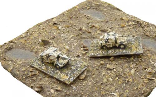 6mm (1-285th) Iraq (gulf war) French wheeled vehicle