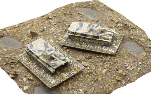 6mm (1-285th) Iraq (gulf war) PT-76 amphibious tanks