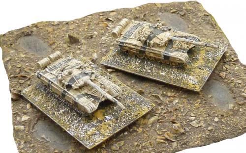 6mm (1-285th) Iraq (gulf war) T-72s