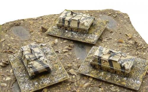 6mm (1-285th) Iraq (gulf war) vehicles
