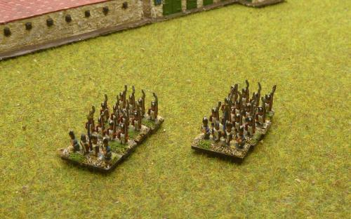 6mm Napoleonic French Imperial Guard Grenadiers
