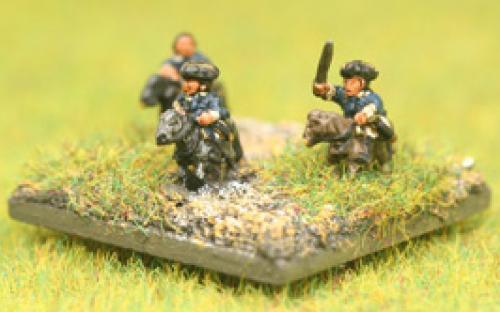 AWI 6mm Rebel Light Generals