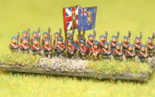 AWI 6mm British Highlanders