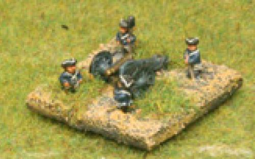 AWI 6mm Rebel Artillery