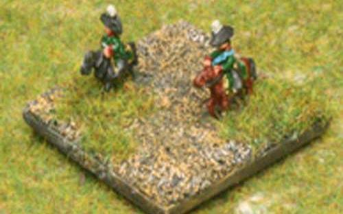 6mm Napoleonic Bavarian Generals