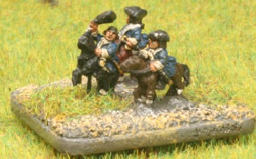 AWI 6mm Rebel Generals
