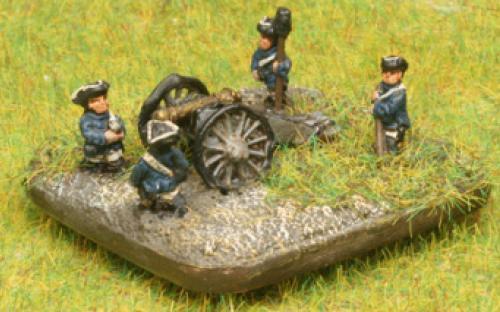 AWI 6mm British Royal Artillery