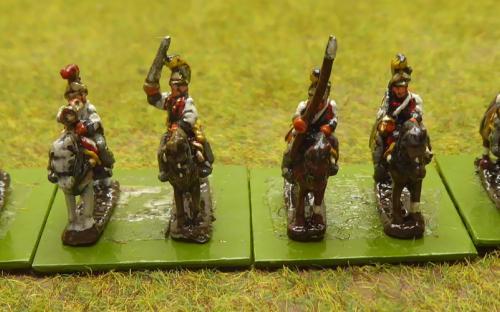Austrian 6th Cuirassier